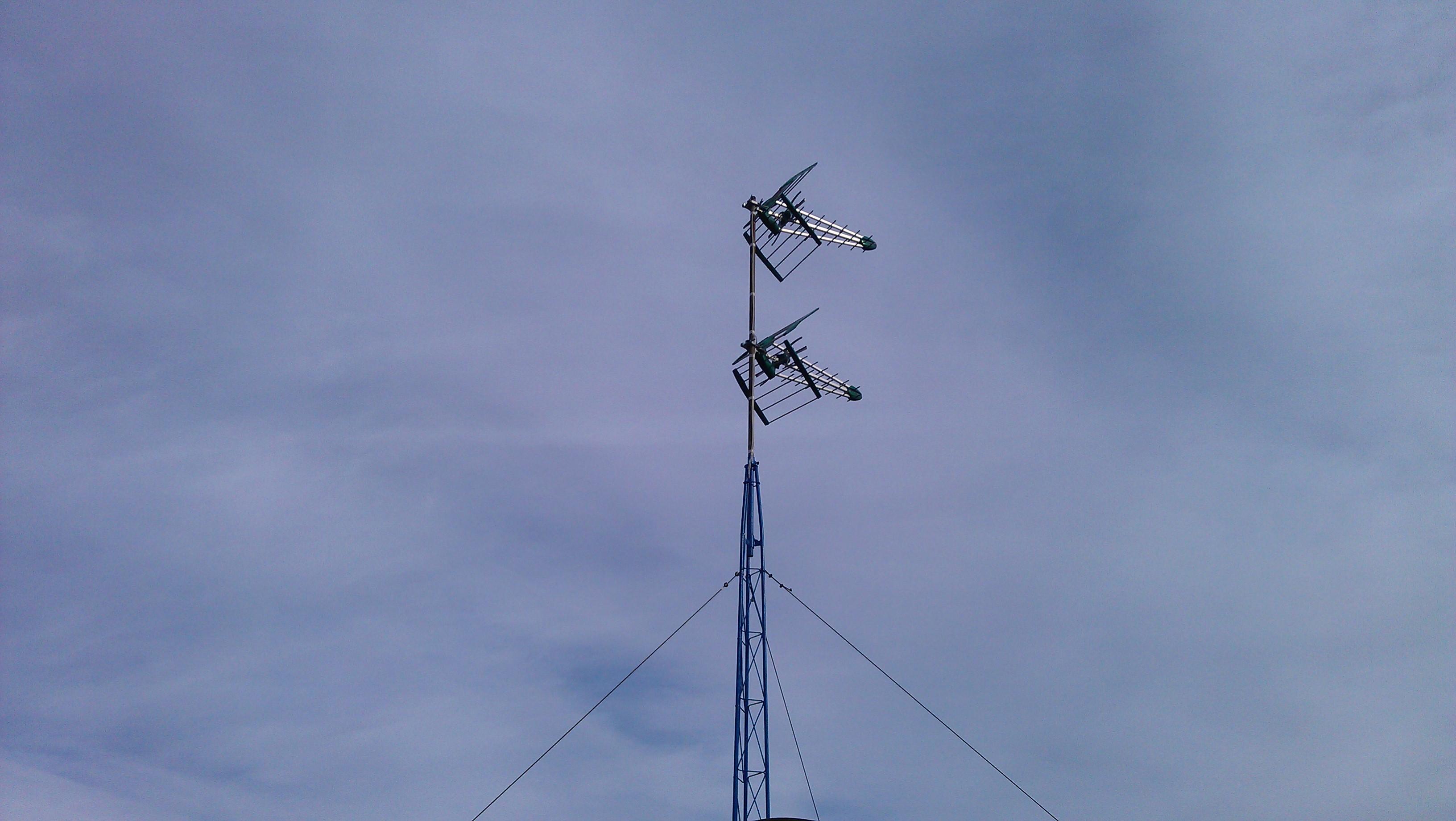 antenas lasarte
