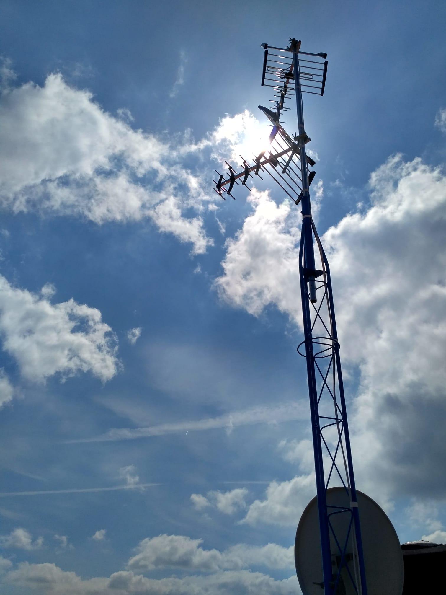 antena hondarribia