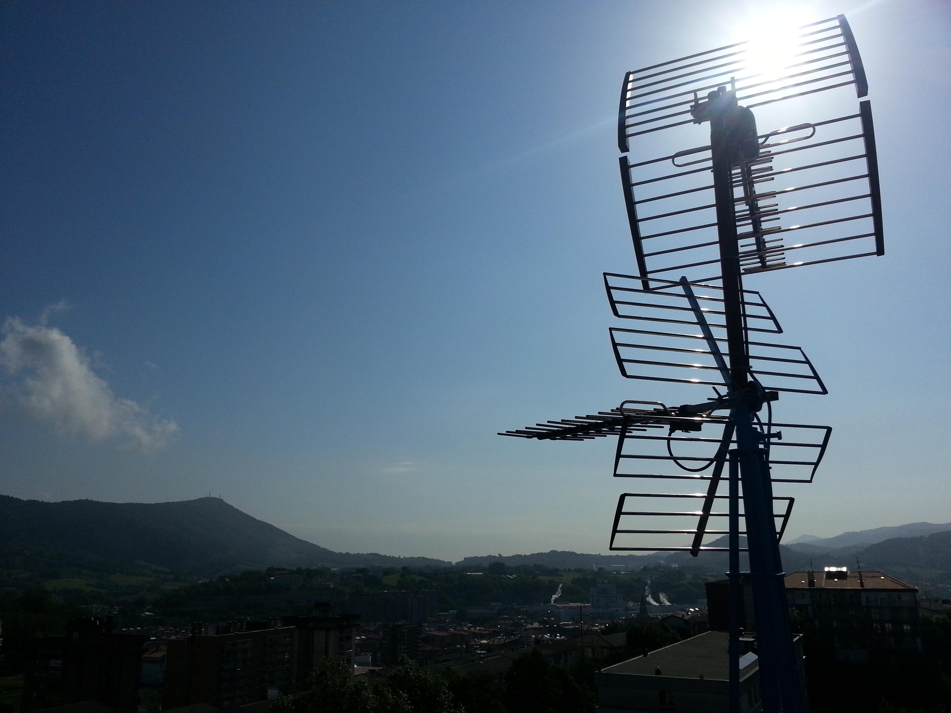 antena jaizkibel
