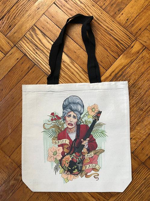 Grief & Rage Tote Bag
