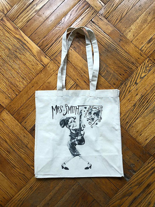 Smith Shreds for Carlyle Tote Bag