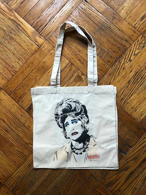 Graffiti Art Tote Bag