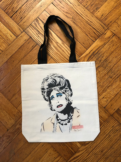 Graffiti Art Tote Bag