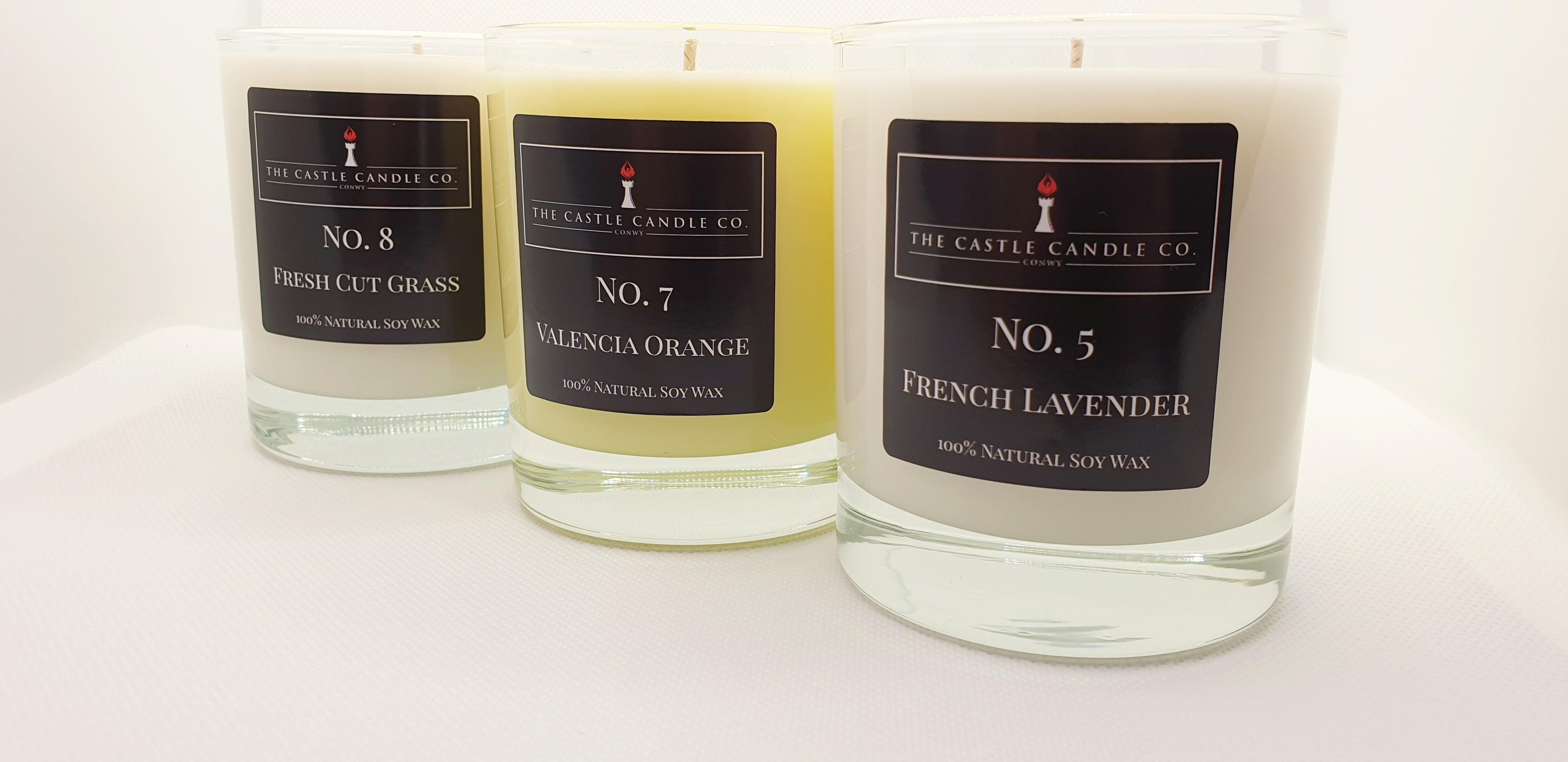 Luxury Artisan Candles