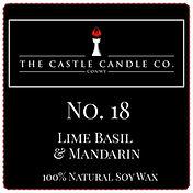 No.18 Lime Basil & Mandarin