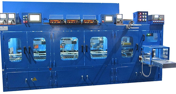 Intercell Welding Machine For Automotive Battery - TC Machinery
