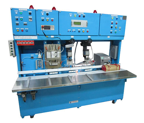 4 Functions Inspection Machine - TC Machinery