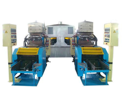 Automatic Grid Casting Machine - TC Machinery