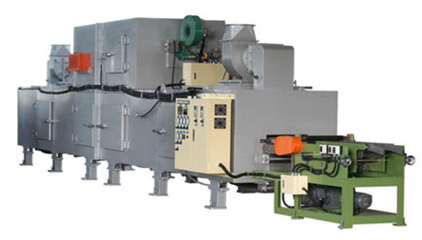 Horizontal Flash Drying Machine- TC Machinery