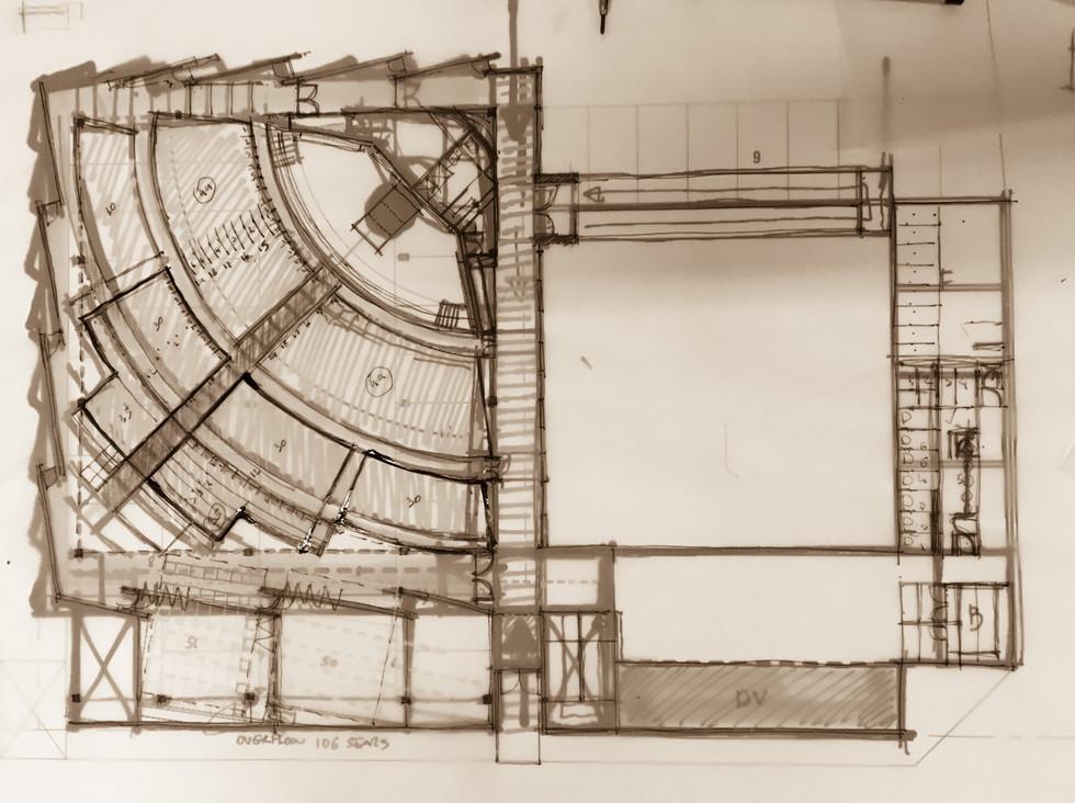 Concept Plan, DGB Church