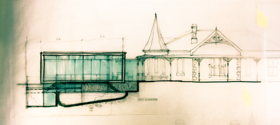 Concept Elevation, Heritage Extension