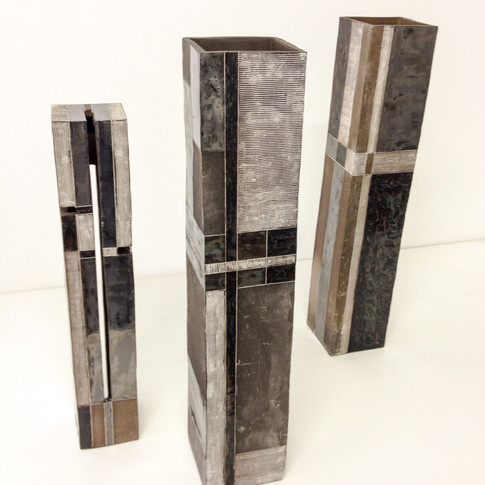 Architectural Vessel Towers