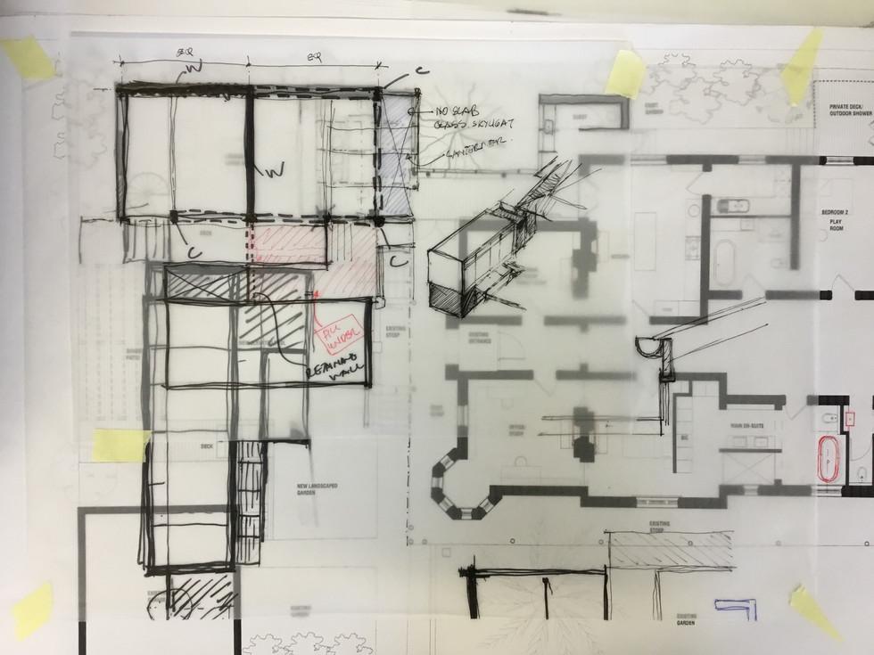 Concept Plan Sketches