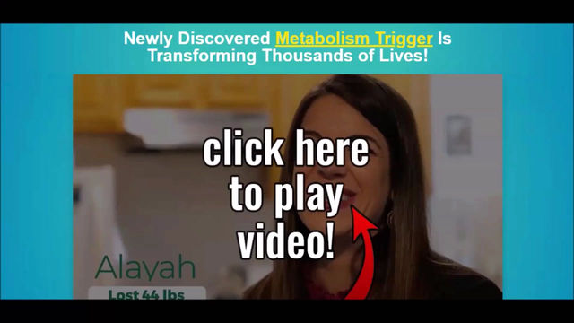 Meticore the Metabolism BOOSTER in weight loss