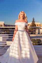 Kinsley James Couture Bridal  Campaign Angel Rivera Couture Collection