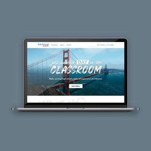 EdutTravel Website