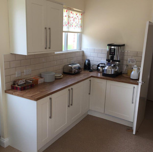 Fully fitted Kitchens of the School rooms