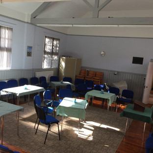 Inside the School rooms