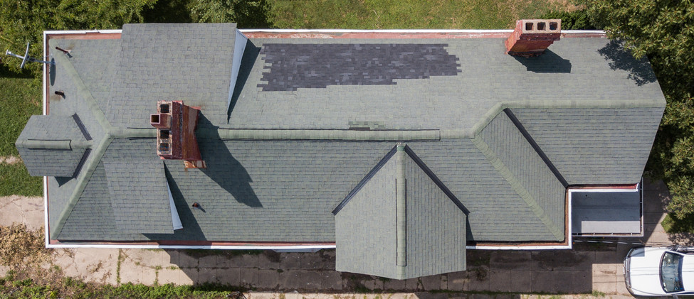 Roof Remodel Inspection