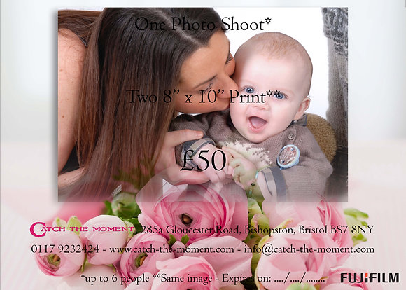 Mother's Day | 1 Hour Photo Shoot