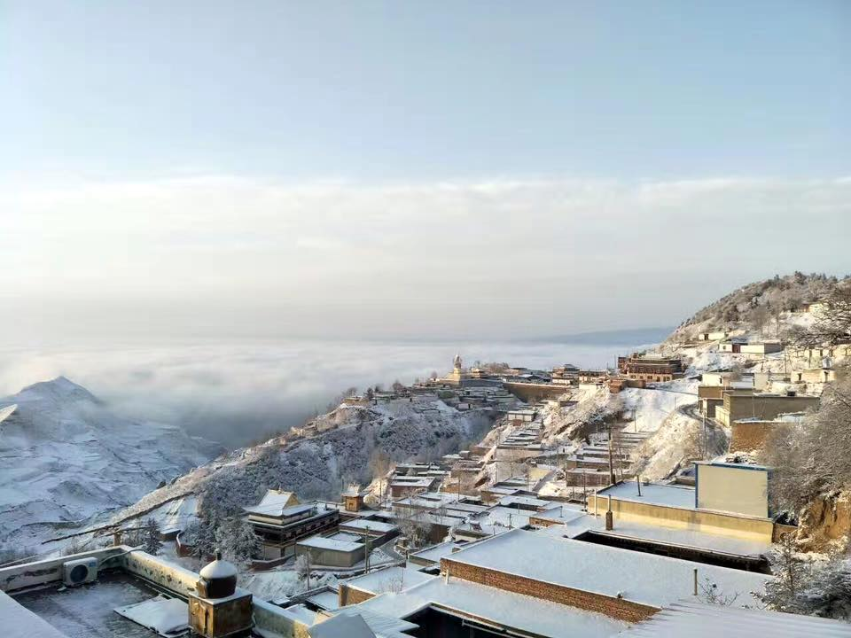 Winter Photography Tour Tibet