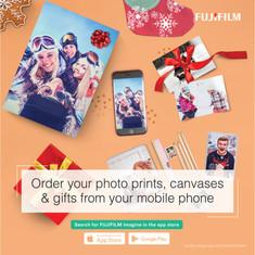 Fujifilm Christmas Imagine App Social Me