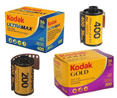 Kodal Photo Film