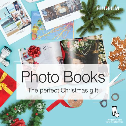 Fujifilm Christmas Photo Books Social Me