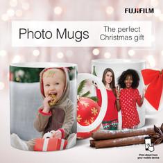 Fujifilm Christmas Mugs Social Media Squ