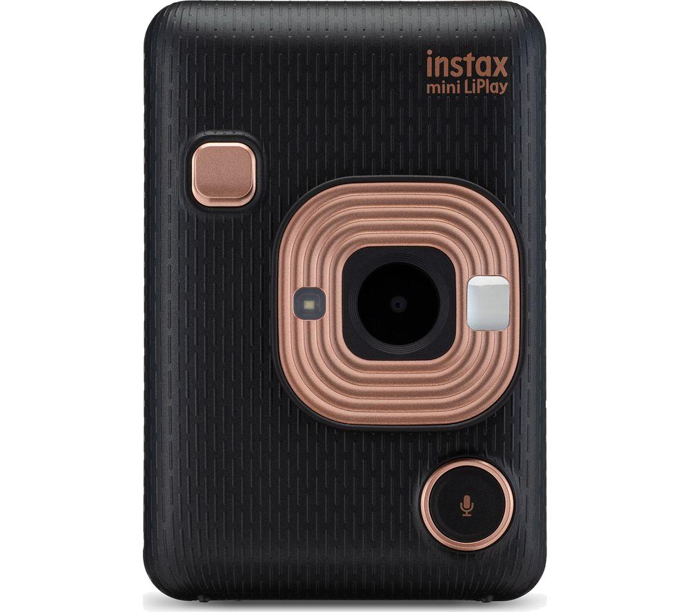 Fuji LiPlay Hybrid Instant Digital Camera