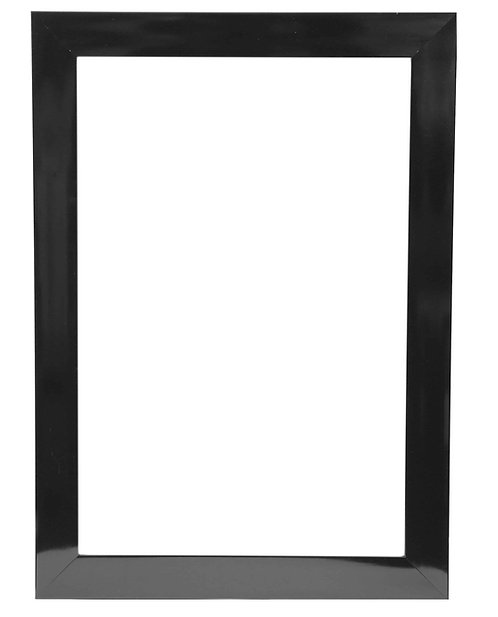 Piano Black Frame 2 Inch