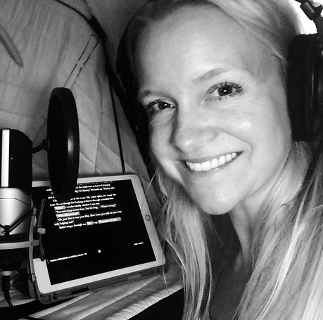 Billie Fulford-Brown International Voice over Artist London