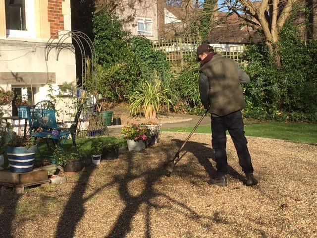 garden restoration