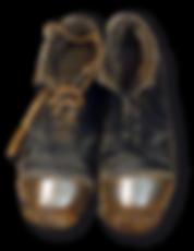 Vintage Hobnail Boots