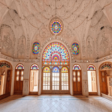 Three Facts About Feng Shui & Iranian Architecture