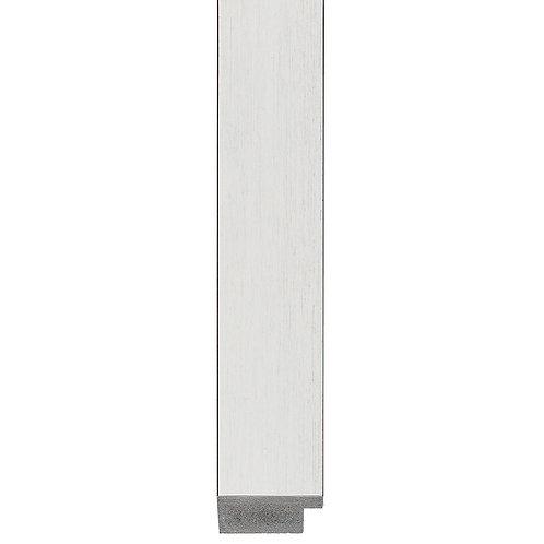 Silver Brushed Frame 2 Inch