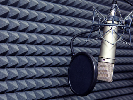 How do you narrate an Audiobook?