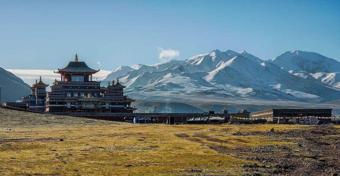 Holy Mt & Lakes Tibet