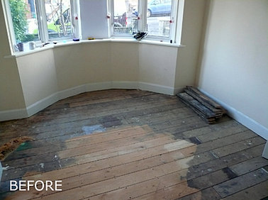 floor sanding south london