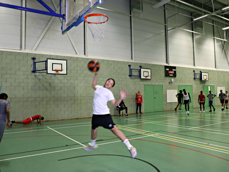 May Half Term Basketball Project, Join Us!
