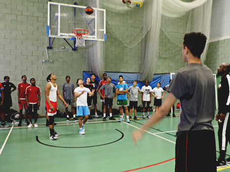Free, weekly Basketball Sessions until July 2021! A mix of play online and on the court!!