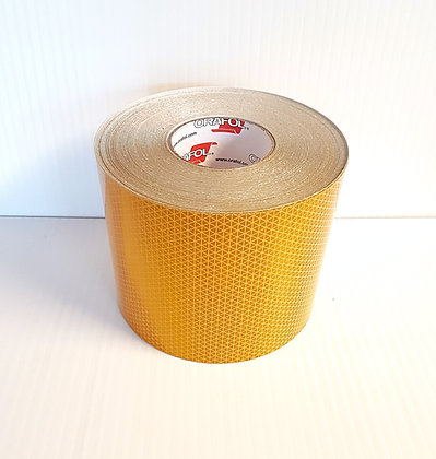 ORAFOL V98-6''x20ft Yellow Conspicuity Material