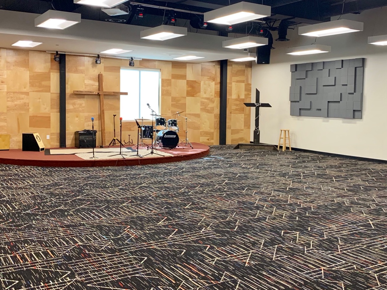 Youth Worship Area