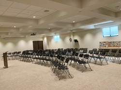 Large Meeting and Sunday School Room
