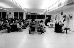 First Meeting at KISD 1977