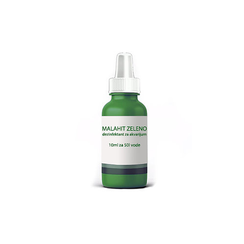 Malahit zeleno lek