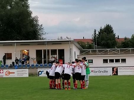 «Mit Moral zum Punktgewinn» Meisterschaft Senioren: FC Wängi – FC Pfyn 27.8.2021