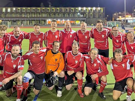 «Glück erzwungen» Cupmatch Senioren FC Davos – FC Pfyn 24.8.2021