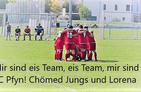 FC Eschlikon - FC Pfyn Da 3:24