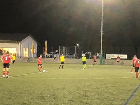 «Verdienter erster Meisterschaftssieg»                  Senioren FC Pfyn – SC Bronschhofen 3.9.2021